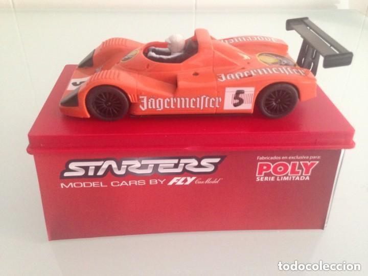 FLY 87004 PORSCHE JOEST JÄGERMEIFTER NÚM.5 (Juguetes - Slot Cars - Fly)