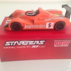 Slot Cars: FLY 87004 PORSCHE JOEST JÄGERMEIFTER NÚM.5. Lote 239832870