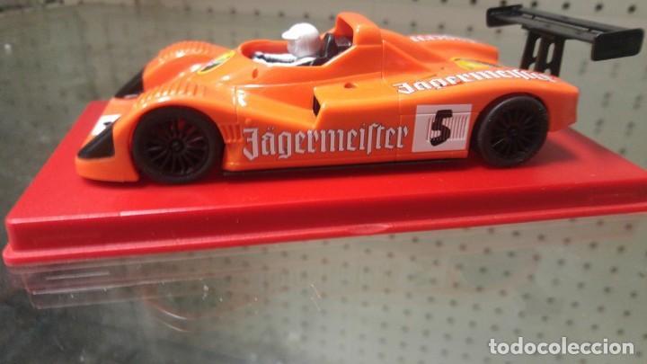 Slot Cars: FLY 87004 PORSCHE JOEST Jägermeifter núm.5 - Foto 3 - 239832870