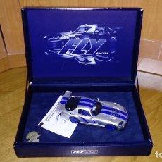 Slot Cars: CAJA DE DODGE VIPER GTS-R FLY SLOT (SOLO CAJA) - ESCALA 1:32 COMPATIBLE SCALEXTRIC SCX. Lote 239926210