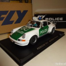 Slot Cars: FLY. NOVEDAD! PORSCHE 911 POLIZEI. POLICIA ALEMANA. REF. A2016. Lote 241255990