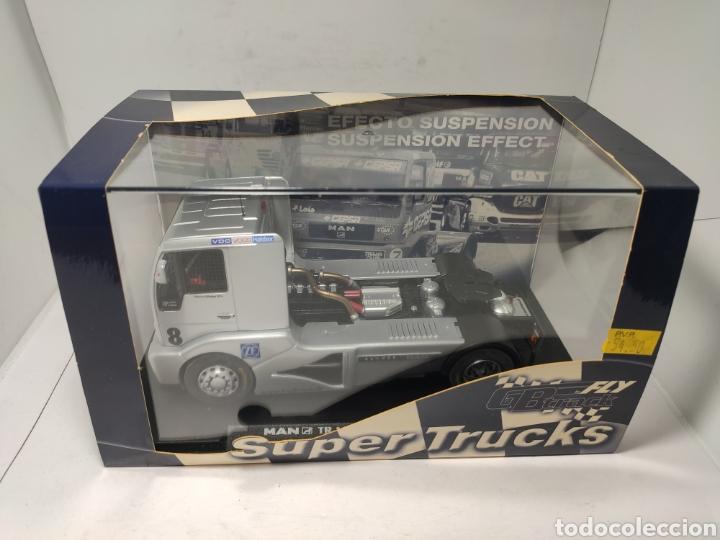 Slot Cars: FLY MAN TR 1400 FIA ETRC 2001 TRUCK 46 REF. 08010 GBTRACK - Foto 4 - 241495805
