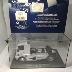 Slot Cars: FLY MAN TR 1400 FIA ETRC 2001 TRUCK 46 REF. 08010 GBTRACK. Lote 241495805
