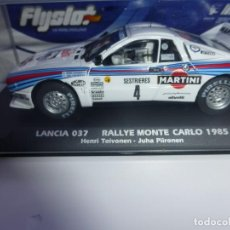 Slot Cars: LANCIA 037 MARTINI. Lote 242911495