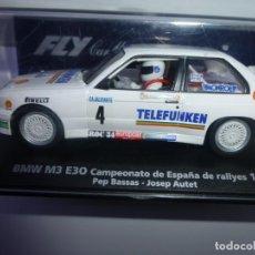 Slot Cars: BMW M3 PEP BASAS. Lote 242912310