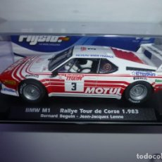 Slot Cars: BMW M1 MOTUL. Lote 242912490