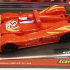 Slot Cars: D- SCALEXTRIC FERRARI 333 SP- TOTALMENTE NUEVO!. Lote 242981380