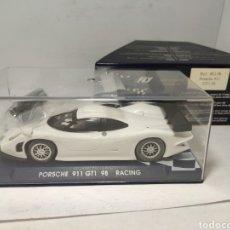 Slot Cars: FLY PORSCHE 911 GT1 98 RACING GBTRACK REF. RG 0B. Lote 243224740