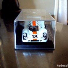 Slot Cars: PORSCHE 917 LH 24H. LE MANS 1971. Lote 243432145