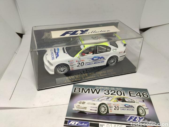 Slot Cars: FLY BMW 320I E46 COLECCIÓN CRIN - Foto 3 - 243630685