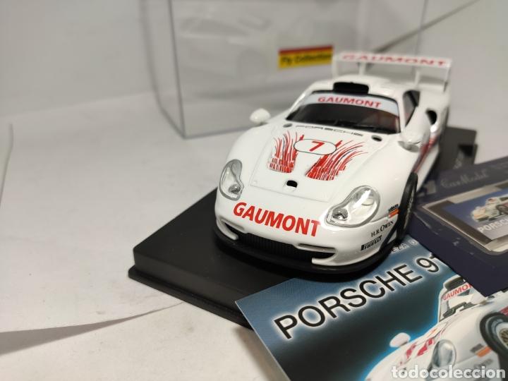 Slot Cars: FLY PORSCHE 911 GT1 EVO COLECCIÓN CRIN - Foto 3 - 243639100