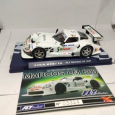 Slot Cars: FLY MARCOS LM 600 COLECCIÓN CRIN. Lote 243642610