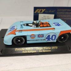 Slot Cars: FLY PORSCHE 908/3 2°TARGA FLORIO 1970 REF. C67. Lote 243838395