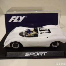 Slot Cars: FLY. PORSCHE 908 BLANCO SPORT. REF. FK2020. Lote 243903415