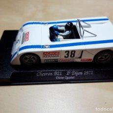 Slot Cars: CHEVRON B 21 2º EN DIJON 1972 NUEVO EN SU CAJA ORIGINAL. Lote 244740945
