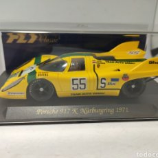 Slot Cars: FLY PORSCHE 917K NURBURGRING 1971 REF. C58. Lote 244966665