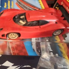 Slot Cars: FLY PORSCHE 911 GT1 98 RACING EVO2 REF. 07002. Lote 245284245