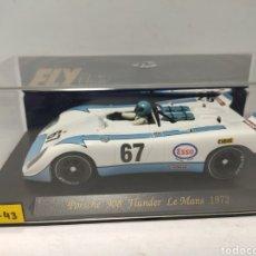 Slot Cars: FLY PORSCHE 908 FLUNDER LE MANS 1972 REF. C43. Lote 246716390
