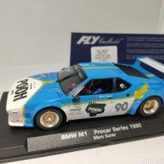 Slot Cars: FLY BMW M1 PROCAR 1980 REF. 88205. Lote 248127620