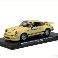 Slot Cars: SLOTWINGS PORSCHE 911 #1 FITTPALDI INTERNATIONAL RACE OF CHAMPIONS FLY W036-03. Lote 253116630