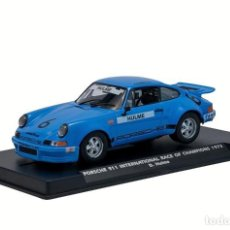 Slot Cars: SLOTWINGS PORSCHE 911 #6 DENNY HULME INTERNATIONAL RACE OF CHAMPIONS FLY W036-05. Lote 253116915