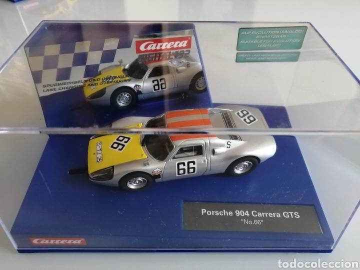 Slot Cars: 20030902 - PORSCHE 904 CARRERA GTS Nº66 DIGITAL DE CARRERA - Foto 2 - 253452430