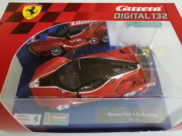 Slot Cars: 20030894 - FERRARI FXX Nº 54 DIGITAL DE CARRERA - Foto 2 - 253453795