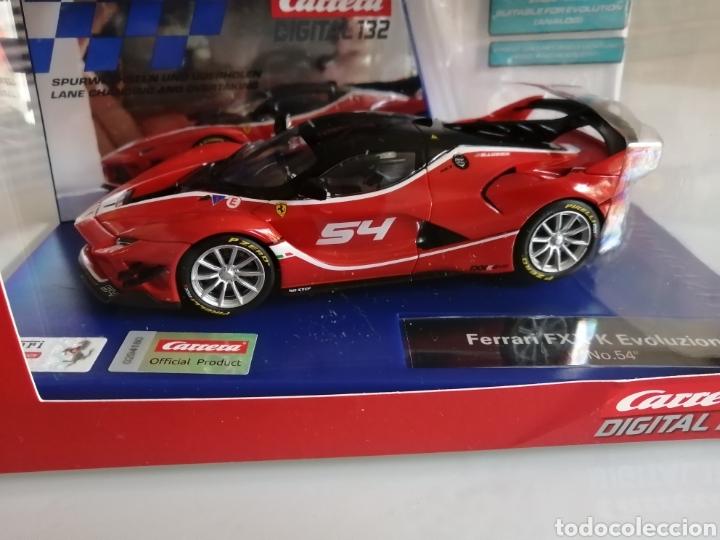 20030894 - FERRARI FXX Nº 54 DIGITAL DE CARRERA (Juguetes - Slot Cars - Fly)