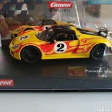 Slot Cars: 20027599 - PORSCHE 918 SPYDER Nº2 DE CARRERA. Lote 253486605