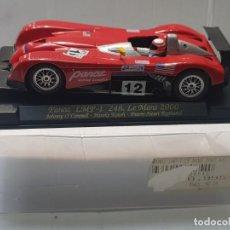 Slot Cars: COCHE SLOT FLY PANOZ LMP-1 LE MANS 2000 EN BLISTER ORIGINAL. Lote 253708075