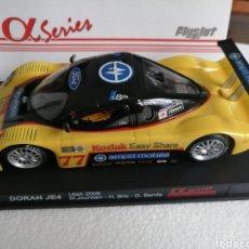 Slot Cars: DORAN JE4 UTAH 2006 DE FLYSLOT. Lote 254093650