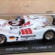 Slot Cars: JOEST PORSCHE 1º LE MANS 97. EN CAJA. FLY, ESPAÑA. Lote 254507900