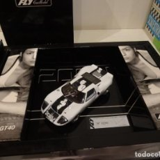 Slot Cars: FLY. FORD GT 40. ED.ESP. CATÁLOGO 2004. REF. S 2004. Lote 255569600