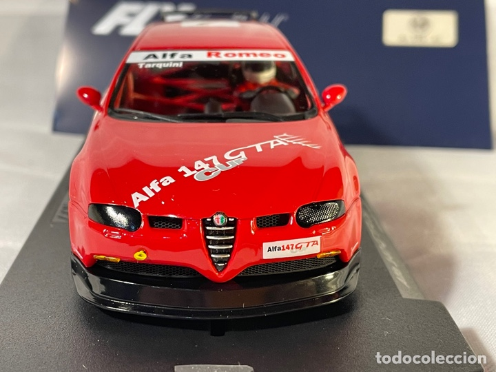 Slot Cars: Fly Slot Alfa 147 GTA Cup 2003 Nuevo - Foto 2 - 261138805