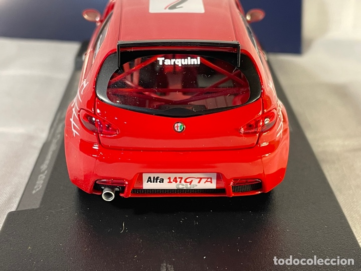 Slot Cars: Fly Slot Alfa 147 GTA Cup 2003 Nuevo - Foto 3 - 261138805