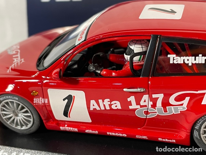 Slot Cars: Fly Slot Alfa 147 GTA Cup 2003 Nuevo - Foto 5 - 261138805