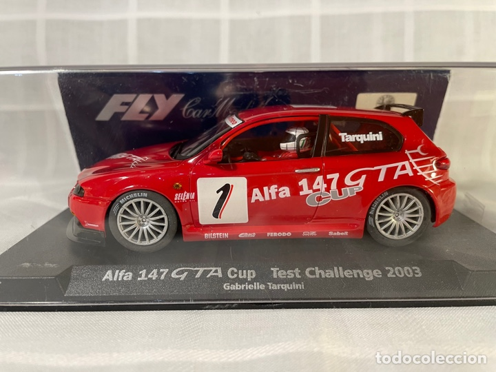 Slot Cars: Fly Slot Alfa 147 GTA Cup 2003 Nuevo - Foto 6 - 261138805