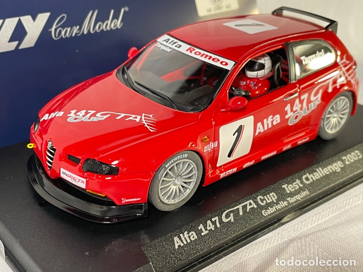 Slot Cars: Fly Slot Alfa 147 GTA Cup 2003 Nuevo - Foto 1 - 261138805