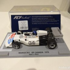 Slot Cars: FLY. MARCH 761. GP CANADA 1976. J.STUCK. REF. 88256. Lote 262131595