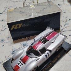 Slot Cars: LOLA T70 ALCAÑIZ 1999, DE FLY, NUEVO EN SU CAJA. Lote 262265155