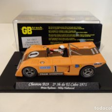 Slot Cars: FLY. CHEVRON B19. 2º 3H DE EL CABO 1971. REDMAN - HAILWOOD. REF. GB-13. Lote 262447845