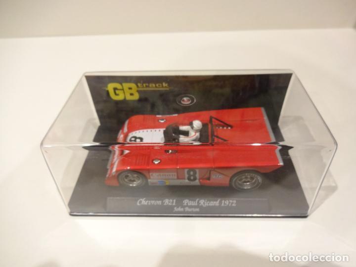 Slot Cars: FLY. Chevron B21. Paul Ricard 1972. Burton. Ref. GB-23 - Foto 5 - 262448535