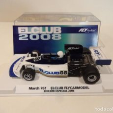 Slot Cars: FLY. MARCH 761. ED. ESP. CLUB FLY 2008. REF. 99105. Lote 262456925