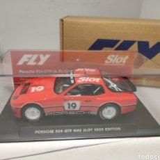 Slot Cars: FLY PORSCHE 924 GTP MAS SLOT 2020 EDITION REF. E2017. Lote 262676460