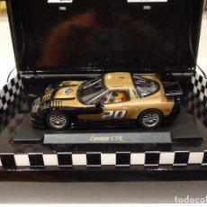 Slot Cars: FLY. CORVETTE C5R ED. ESP. H+T. REF. E-122. Lote 263193215