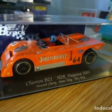 Slot Cars: ANTIGUO COCHE DE SLOT FLY CHEVRON B21 HSR DAYTONA 2001. Lote 263213870