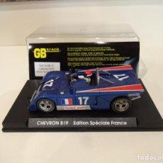 Slot Cars: FLY. CHEVRON B19. ED. ESP. FRANCE. REF. EGB11. Lote 263775470