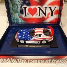 Slot Cars: FLY. VIPER GTS-R. ED. ESP. USA. REF. A-202. Lote 264523624