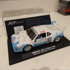 Slot Cars: FLY. BMW M1. 24H LE MANS 1980. PIRONI-QUESTER-MIGNOT. REF. A-1302 - 88172. Lote 266264478