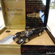 Slot Cars: FLY. FERRARI 512 S. ED. ESP. DUQUE DE VERAGUA. REF. S-21. Lote 267260884